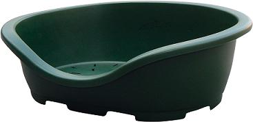 Лежанки Лежанка для собак и кошек Marchioro PERLA 6, 91х63х30 см зеленый 1050404500066.png