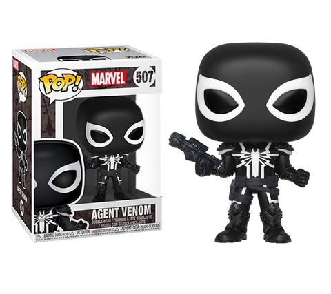 Фигурка Funko POP! Bobble Marvel: Agent Venom (Exc) 41239