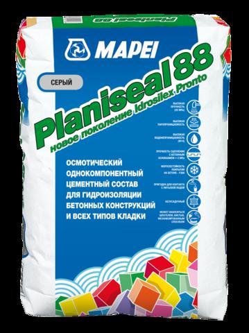 Mapei Planiseal 88/Мапей Планисил 88 осмотический раствор для гидроизоляции