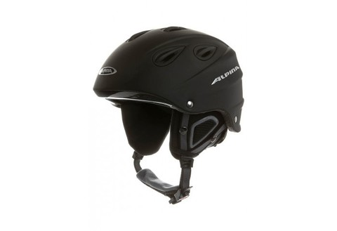 шлем горнолыжный Alpina GRAP 2.0 black matt