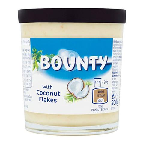 Шоколадная паста Bounty  (200 г)