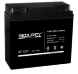 Аккумулятор Security Force SF 1217 ( 12V 17Ah / 12В 17Ач ) - фотография