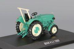 Tractor MAN 4L1 1960 1:43 Hachette #96