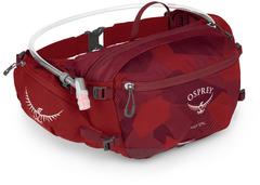 Сумка поясная Osprey Seral 7 Molten Red