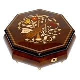 Шкатулка для ювелирных украшений музыкальная, арт. AW-02-061 от Artwood, Италия