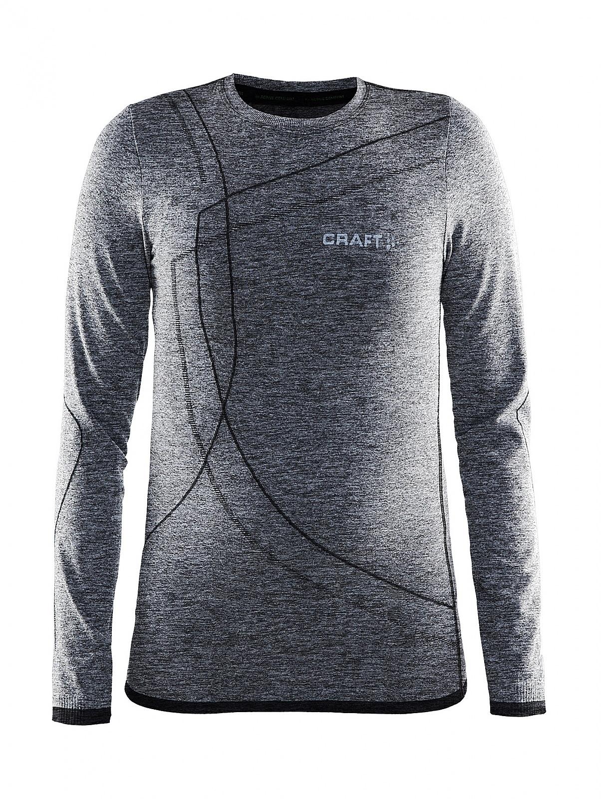 Термобелье рубашка Craft Comfort (190377-B999) детская