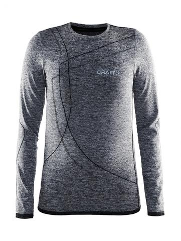 Термобелье рубашка детская Craft Comfort (black)