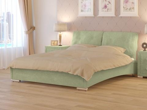 Кровать двуспальная Nuvola 4 (2 подушки)