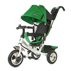 Велосипед Moby Kids Comfort 950D Green