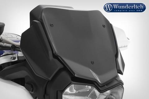 Ветровое стекло Flowjet для BMW F850/750GS GS - черный