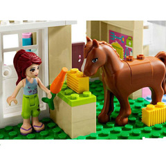 Клиника для животных 342 дет, Bela 10169 Конструктор Friends