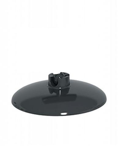 ROUND BASE-VL 50 мм подставка круглая, черная