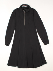 GDR010819 Платье женское, черное
