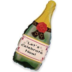 И 33 Бутылка шампанского / Champagne bottle /1 шт/