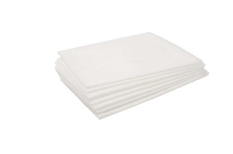 Простыни 70х200 (сложение) белые