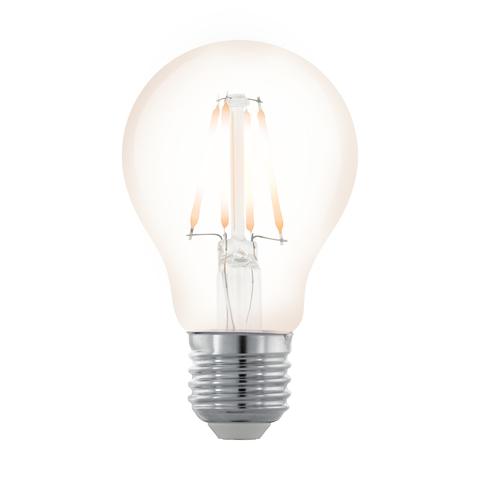 """Лампа  Eglo филаментная диммируемая """"Северное сияние"""" LM LED E27 2200K 11705"""