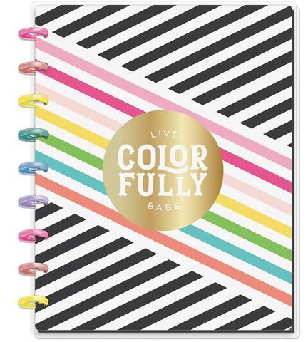Блокнот Classic Happy Notes™ -  19,5х24,5см- Live Colorfully