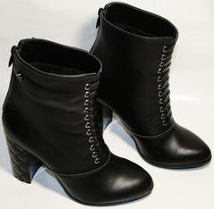 Осенняя обувь - осенние ботильоны   Cluchini.