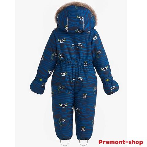 Комбинезон Premont Зима Монстрики WP92057 BLUE