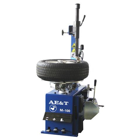 AE&T (M-100) Шиномонтажный станок (220В/380В) полуавтомат