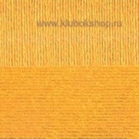 Пряжа Вискоза натуральная Пехорский текстиль Канарейка 80