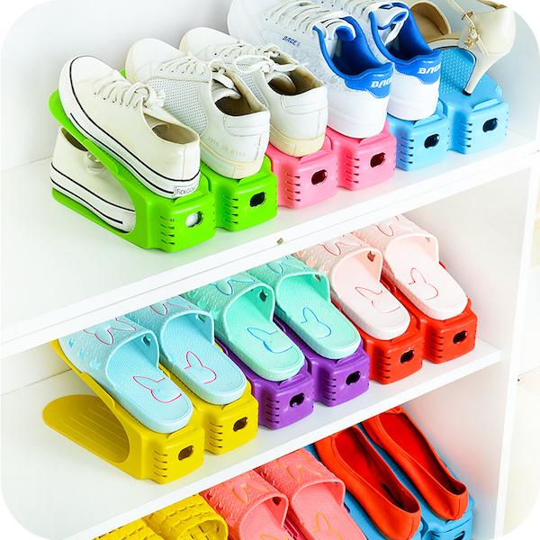 Практичное хранение вашей обуви