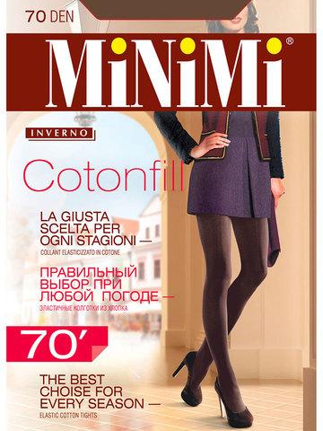 Колготки Cotonfill 70 XL Minimi