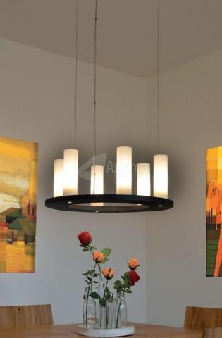 vintage chandelier RUFFLES 3 by FunkyVintage
