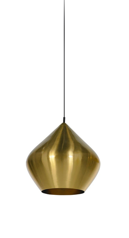 replica Beat Stout  pendant lamp (gold)