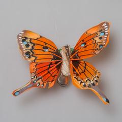 Бабочки 24 шт HB -BE 801