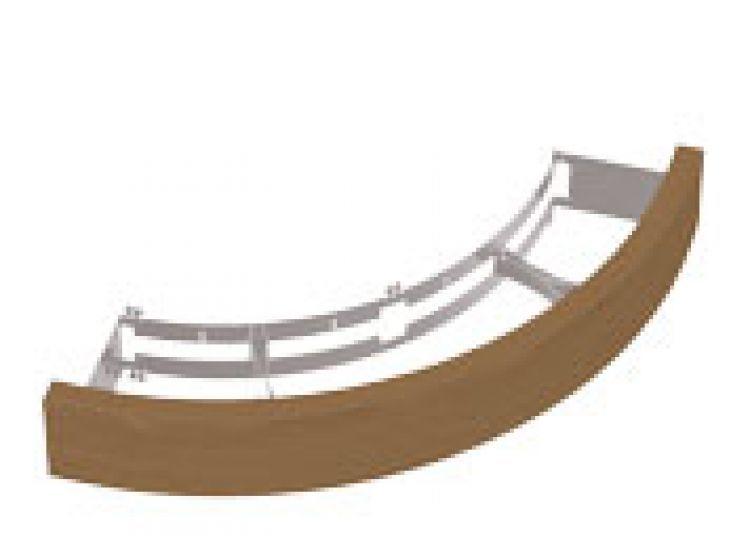 Ограждения и коврики: ограждение SAWO ARI-GUARD-W3-CNR-D