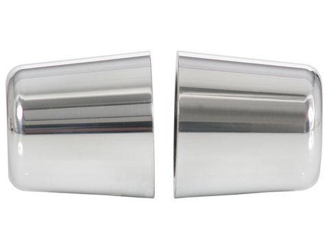 Слайдеры ручек руля Pro-Sports BMW полированные