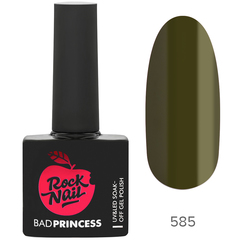 Гель-лак RockNail Bad Princess 585 Party Warrior