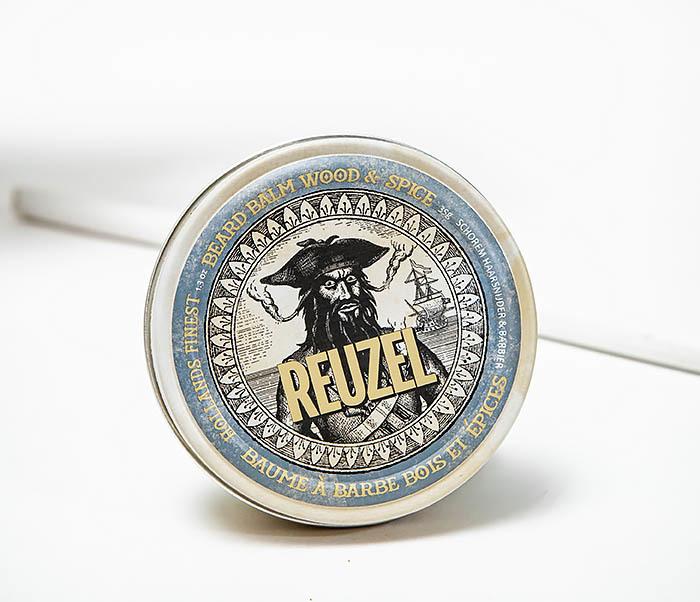 CARE144 Бальзам кондиционер Reuzel для бороды Wood & Spice (35 гр) фото 04