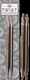 ChiaoGoo Спицы ультратонкие съемные металл 13 см Mini