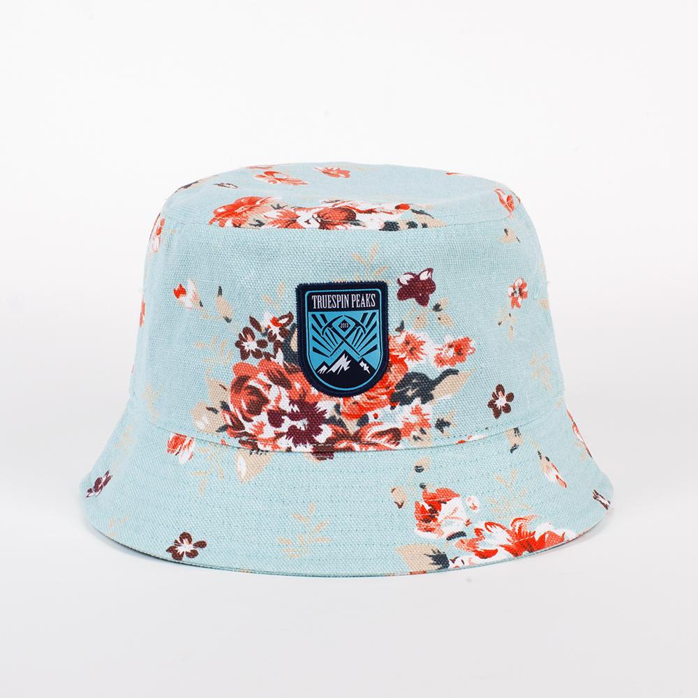 Панама TRUESPIN Peaks bucket hat Flower