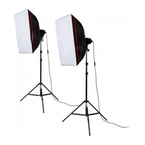 Студийный свет Fancier FAN102 Twin softbox kit