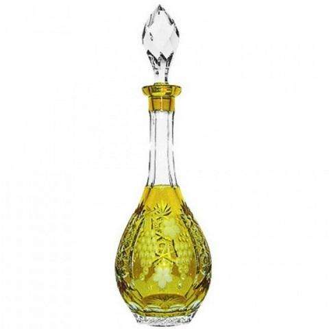 Декантер для вина 750 мл артикул amber/64569. Серия Grape