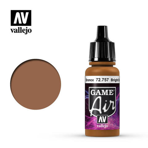 Game Air Bright Bronze 17 ml.