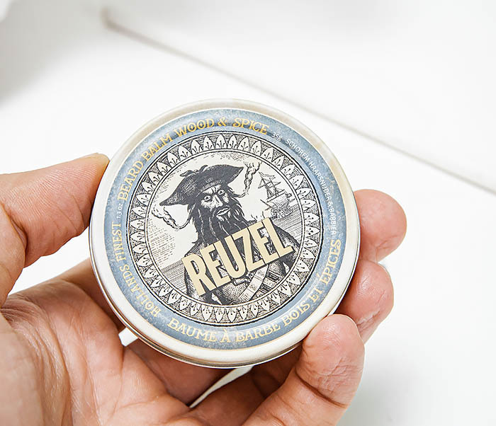 CARE144 Бальзам кондиционер Reuzel для бороды Wood & Spice (35 гр) фото 05