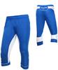 Капри нейлоновые Olle 2012 синий/белый