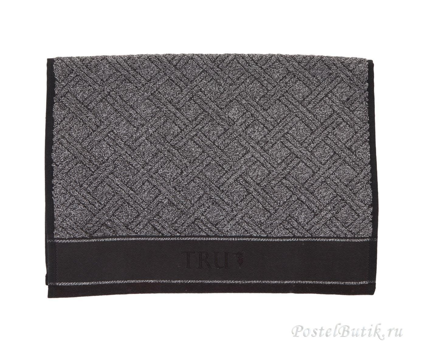 Наборы полотенец Набор полотенец 2 шт Trussardi Stir серый komplekt-mahrovih-polotenets-stir-ot-trussardi-uzor.jpg