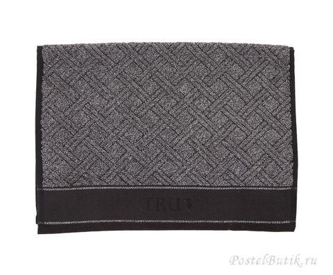Набор полотенец 2 шт Trussardi Stir серый