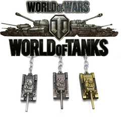 Брелок World of Tanks