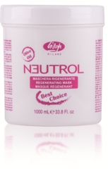 Маска для восстановления и увлажнения поврежденных волос «Neutrol Best Choice Regenerating Mask» (техническая линейка для салонов красоты)
