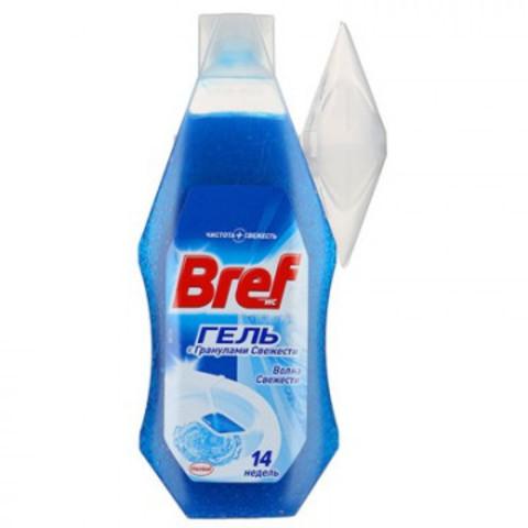 Блок для унитаза BREF Волна свежести гель 360мл