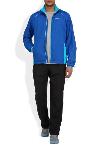 Мужской костюм для бега Craft Active Wind Blue (1902212-2345)