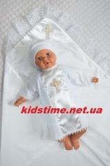 Набор для крещения Праздник белый