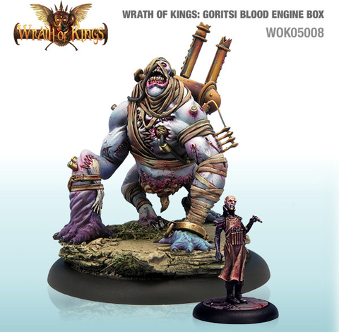 Goritsi Blood Engine Box