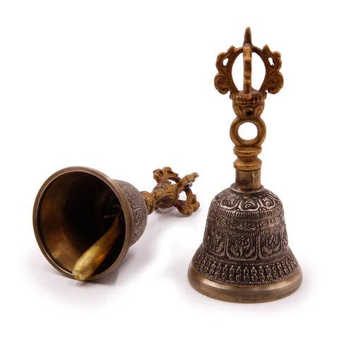 Колокол тибетский поющий (Индия)